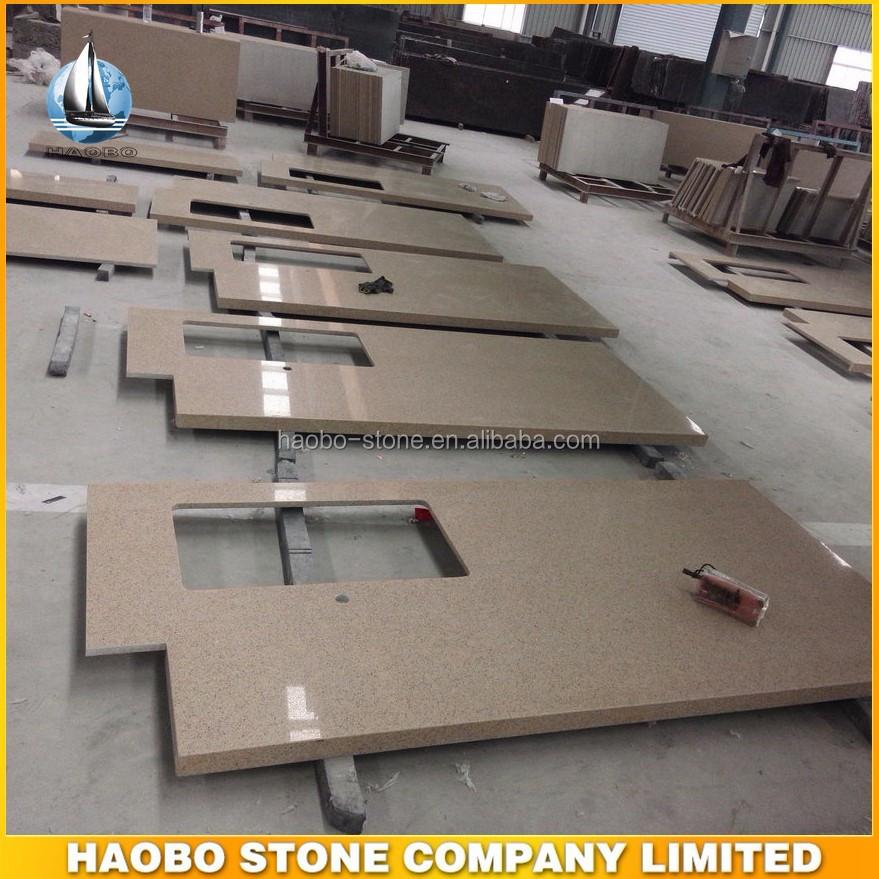 Haobo granit époxy résine comptoir de cuisine-Comptoirs, comptoirs ...