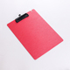 Colorful a4 pp clip board