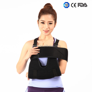 First aid arm protector shoulder sprain arm sling for arm elbow brace