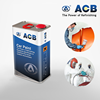ACB painting auto acrylic filler