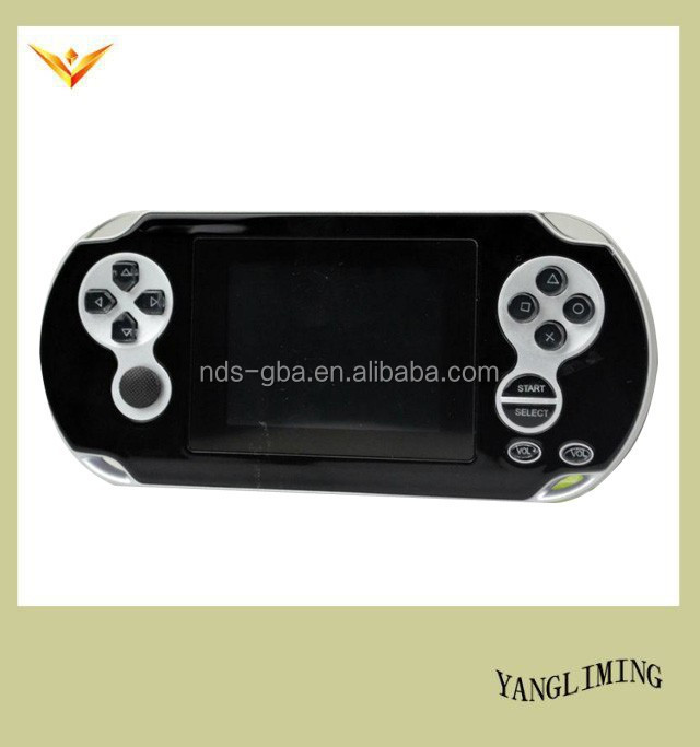 32 bit game console with support 26 kind of language PMP4