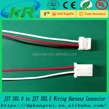 replacement jst sh1 0 to jst xh 2 5 5pin to 2pin wire harness rh alibaba com  acdelco replacement wiring harness connectors