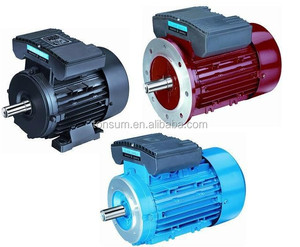 220V YL series single phase electric motor