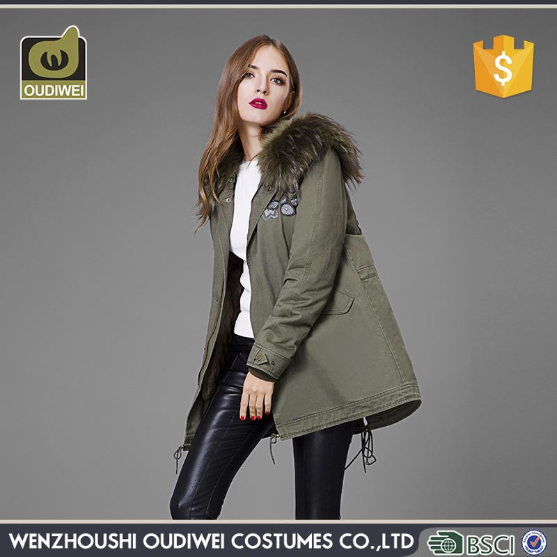 Best Prices custom design upmarket cotton-padded winter coat