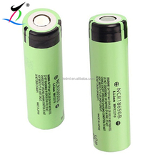 NCR18650B Rechargeable Li-ion Battery