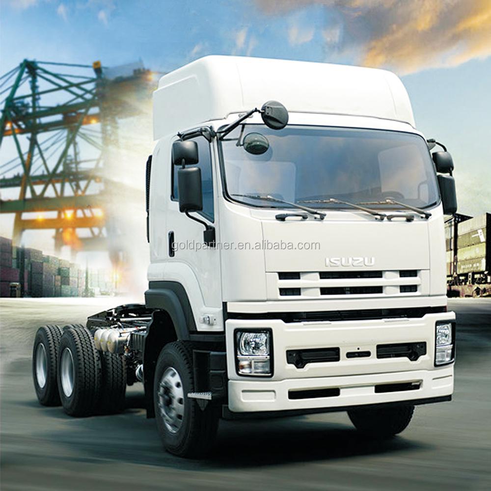 Isuzu 6x4 New Heavy Duty Truck Vc46 With Isuzu 6uz1 Engine Max 350hp - Buy  Heavy Duty Truck,Isuzu Heavy Truck,Isuzu Heavy Duty Truck Product on