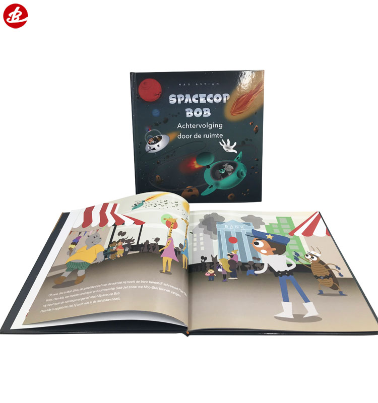 China Wholesale Services Education Colouring Story Learning Speaking Children Book Printing