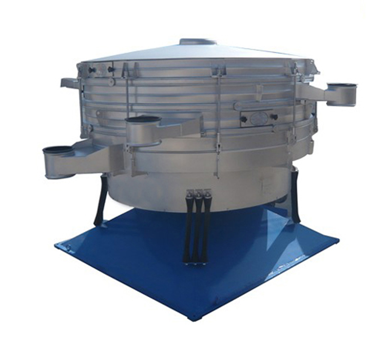 big output high precision durable made in china swing sieve in Food industries such as coffee beans