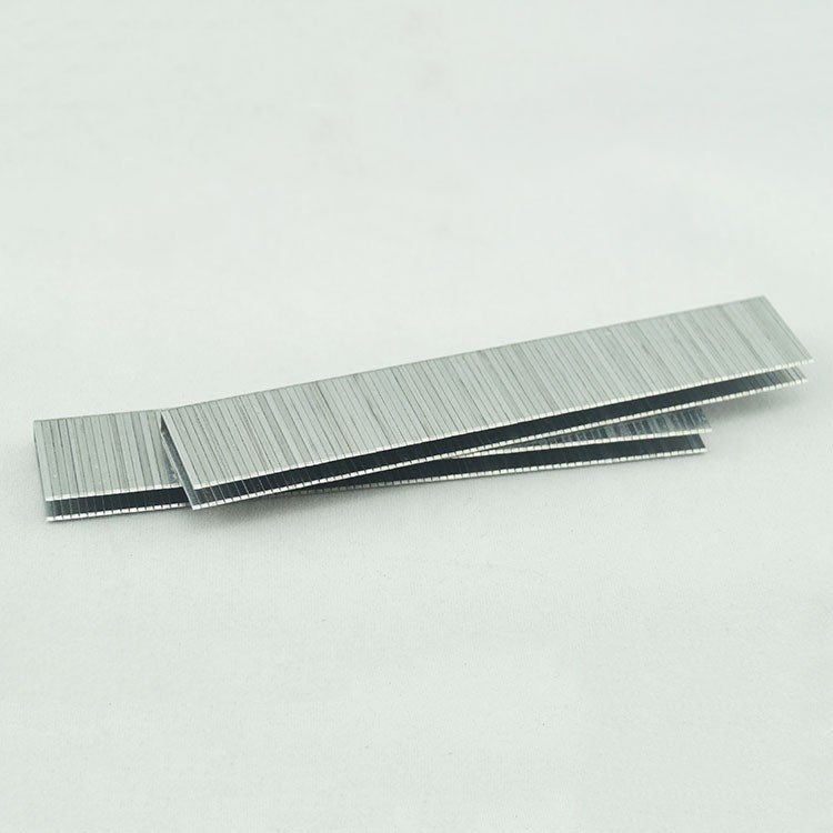 Cheap 16mm 4J series 416J Sofa Nail Colored Upholstery Staple