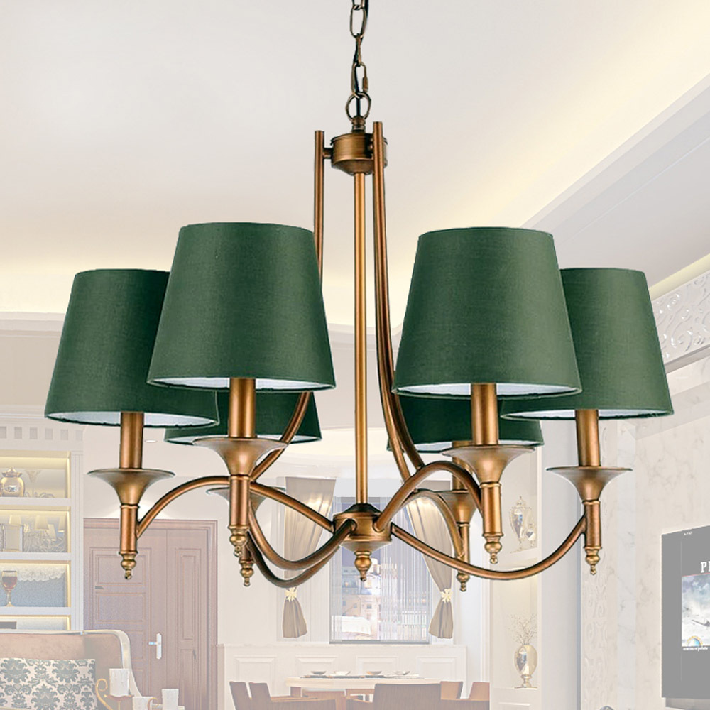 Popular Green Chandelier Shades-Buy Cheap Green Chandelier ...