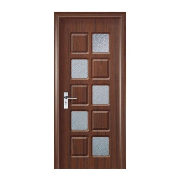 Trade assurance wooden single main door design for office for Office main door design