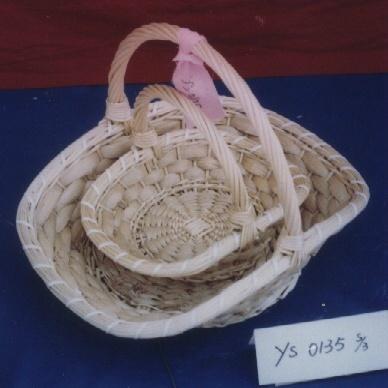 Willow Flower Girl Basket