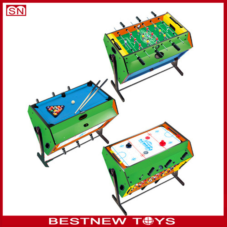 Mini Pool Table+table Tennis Table+air Hockey Table, Mini Pool ...