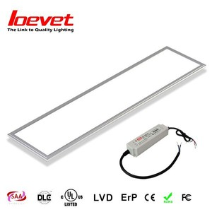 customized size for option 48 w led panel 1200x300