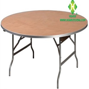 Event Wood Folding Table