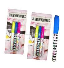 fancy highlighter fluorescent pen XT-9800A
