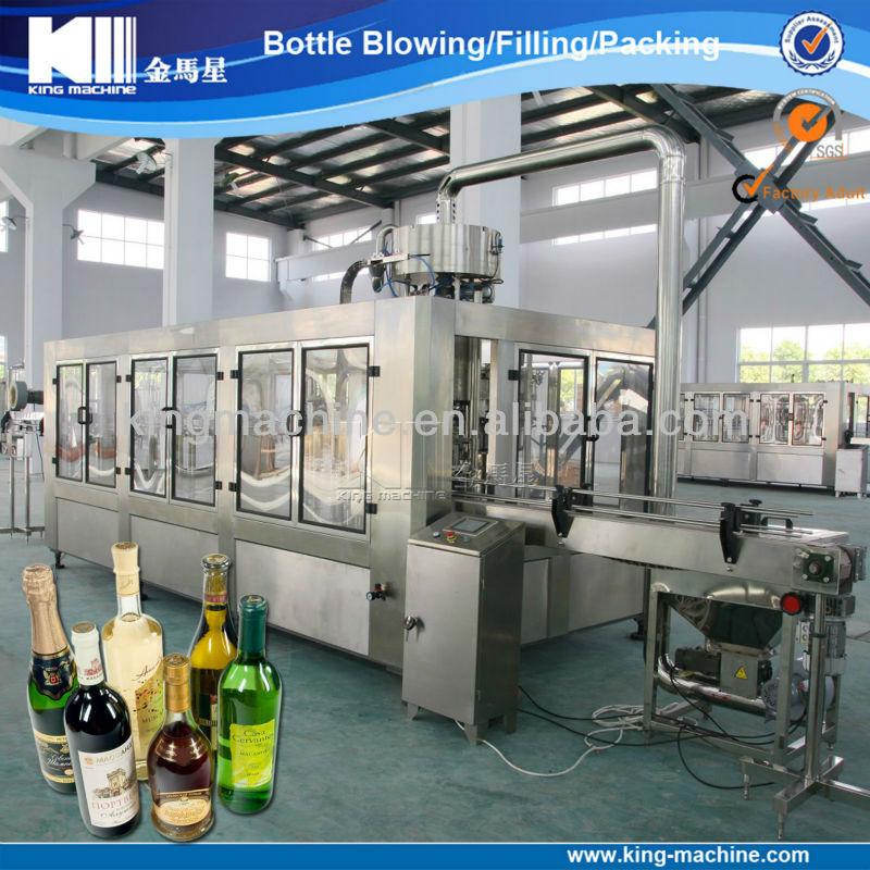 Production fabrication wine drinks