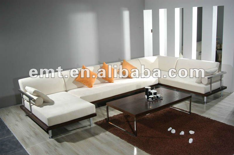 New Model Sofa Sets Of Corner Sofa Emt Cf151