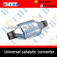 Hot sell exhaust manifold aftermarket three-way catalytic converter