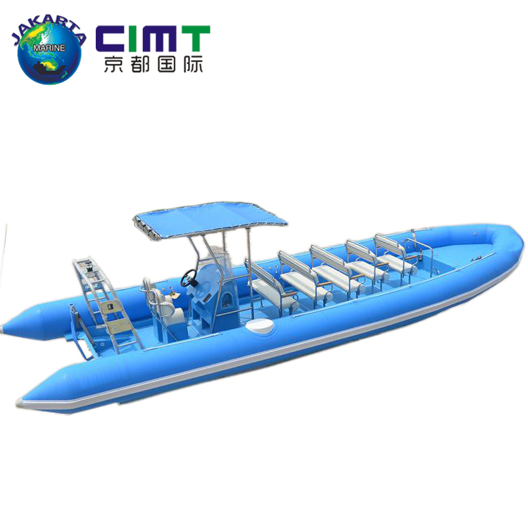 2018 New design 960C 17 Persons water taxi passenger <strong>boat</strong> for sale