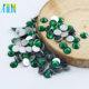 XULIN High Quality Non Hot Fix Rhinestone 3D Garment Rhinestone Transfer