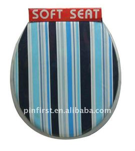 Amazing Striped Toilet Seat Wholesale Toilet Seat Suppliers Alibaba Gamerscity Chair Design For Home Gamerscityorg