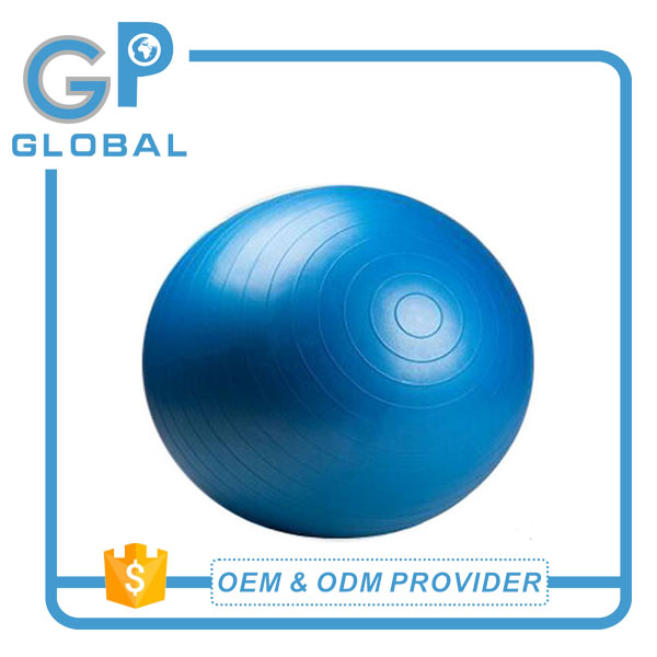 Professional manufacturer best-selling children use peanut yoga ball