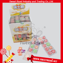 Gummy Piece Package Sugus Candy
