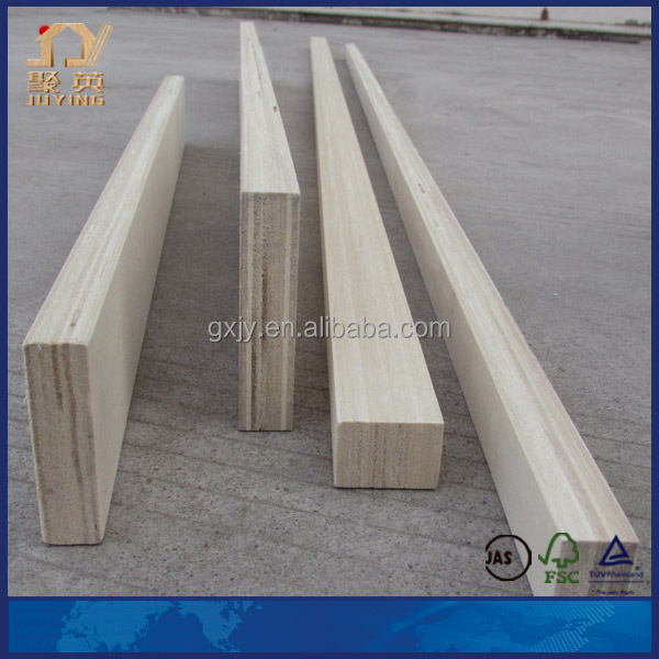 Laminated Wood Boards and poplar Surface Material Plywood for construction