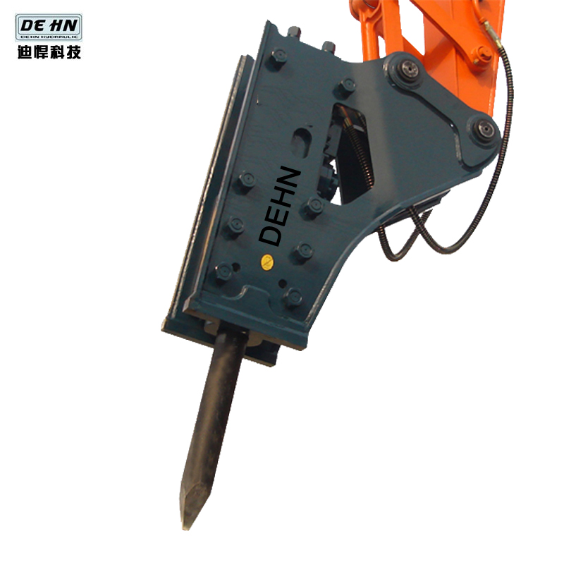 Soosan DEHN400 hydraulic breaker mini ,with ETD chisel, bush for mini excavator spare parts