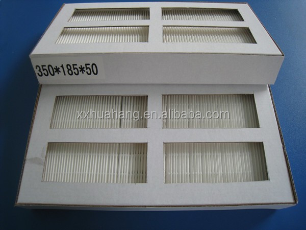 G2 minipleated air filter