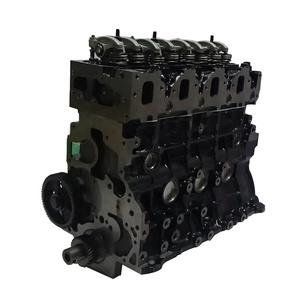 Dmax 4x4 isuzu 4jh1 turbo engine parts 4jh1 t long block engine 4 cylinder  diesel engine