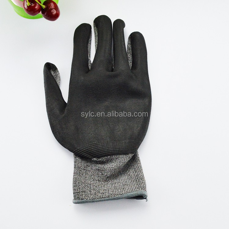 work gloves ,level 5 cut resistant gloves 3m cut resistant gloves