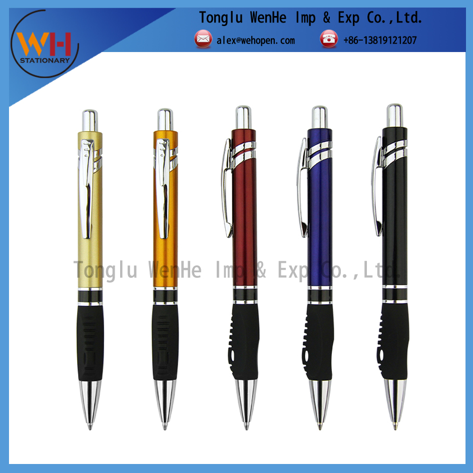 Hot china new products wholesale clasic ball pens with school supplies stationery