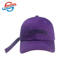 Customs Design 3d Embroidery Outdoor Baseball Cap Sports Hat