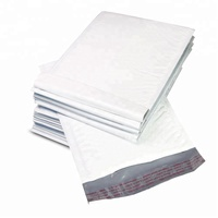5 x 9 White Poly Bubble Mailers Padded Shipping Envelopes