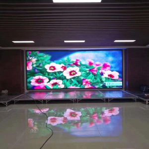 P1.875 HD LED P3 indoor full color led display Die casting aluminum indoor rental led display screen p3 p4 p5 smd led video wall