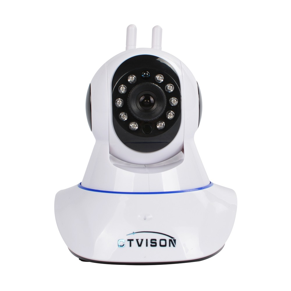2016 hot promotion products personalized p2p wifi ip camera 2 antenna wireless YYp2p digital cctv camera
