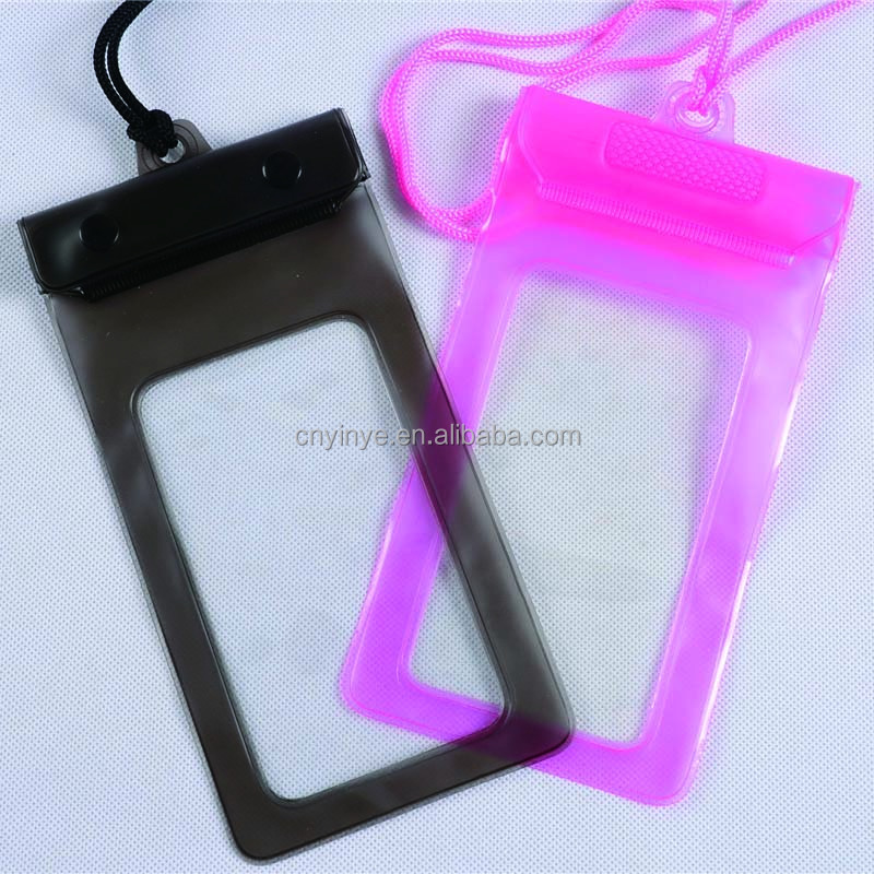 Universal Waterproof Pouch Swimming Beach Dry Bag Case For Cell Phone