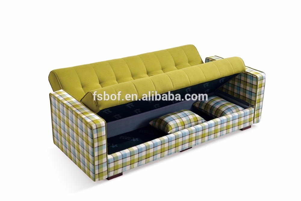 Polish Double Storage Sofa Beds Ls885