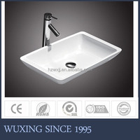 Hangzhou Manufacturers bathroom composite sink for modern bath