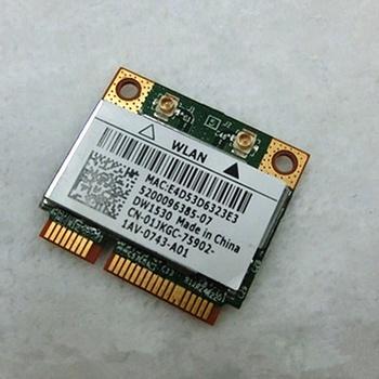 Mini Pci-e Wireless Wifi Wlan Card For Dell Latitude E6420 E5510 Wifi  Network Wwan Card Dw1530 Broadcom Bcm4322 802 11a/b/g/n - Buy Dw1530  Product on