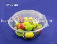 (TWS) 32DL Plastic Salad Bowl.