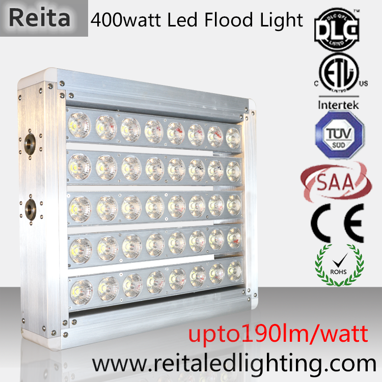 5 years warranty ETL SAA TUV ip67 waterproof 400W led industrial hi bay lighting