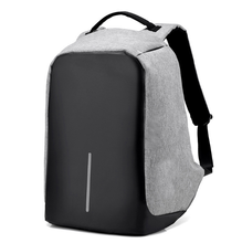 Waterproof Large Capacity Business Traveling Anti Theft Backpack With USB Port