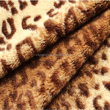 100% polyester imitation faux fur fabric