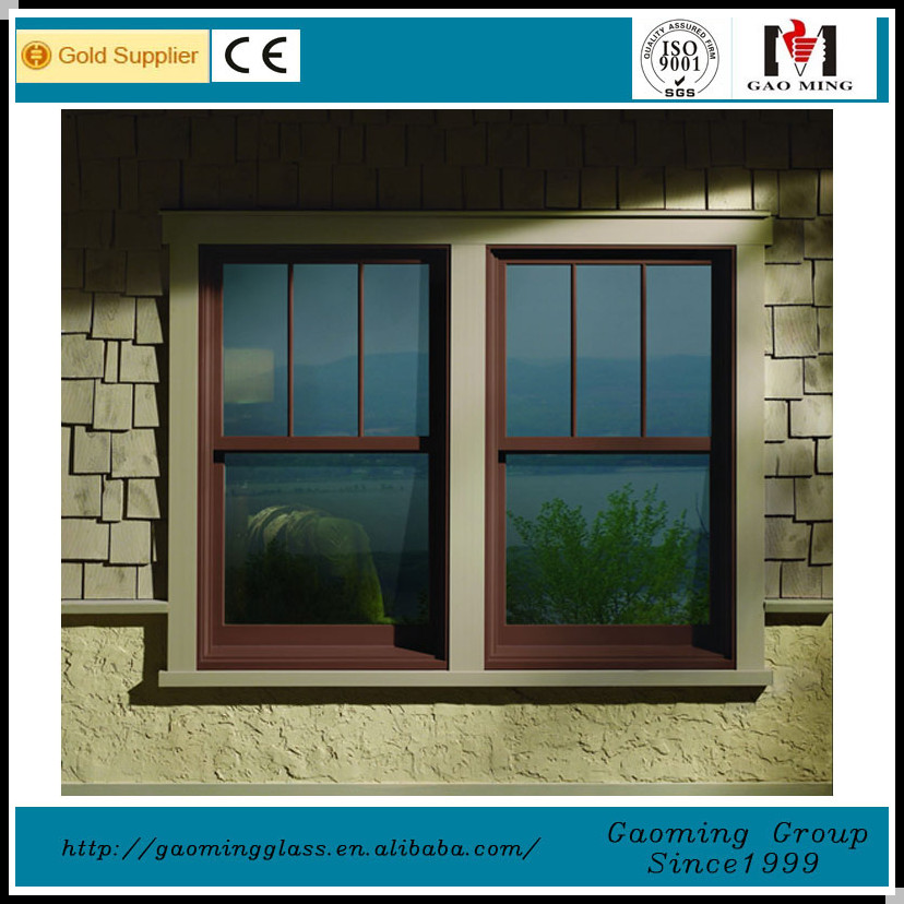 Aluminum double hung Window Frame Covers