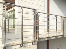 Balcony Safety Grill Design