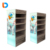 Competitive Price for Jeans Cardboard Floor Display Shelves with Full Printing