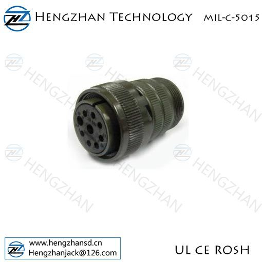 MIL -C- 5015 series amphenol type connector